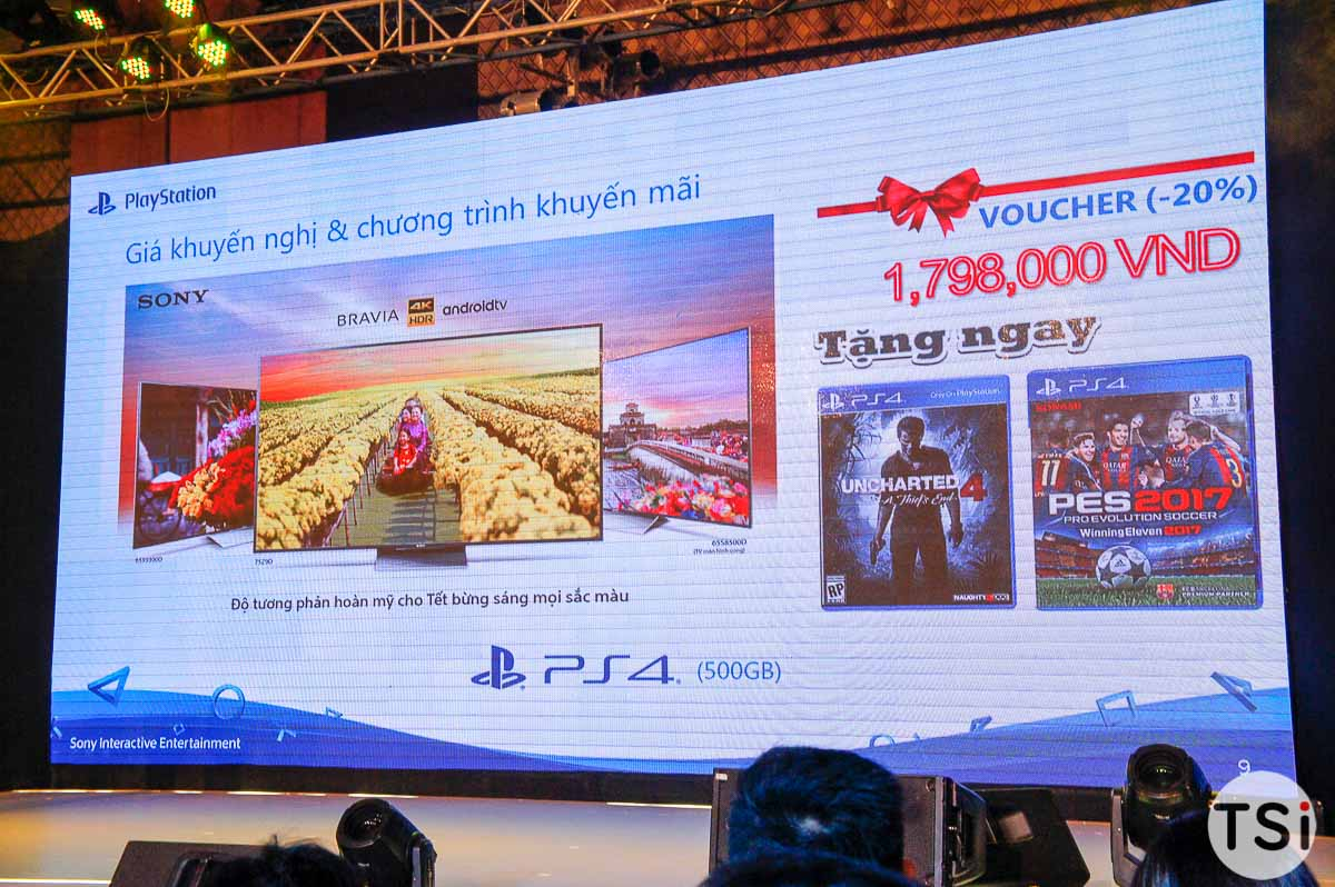 Sony chính thức tung PlayStation 4 tại Việt Nam, giá từ 9 triệu đồng