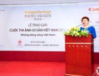 Tổng kết trao giải cuộc thi ảnh Di sản Việt Nam 2016