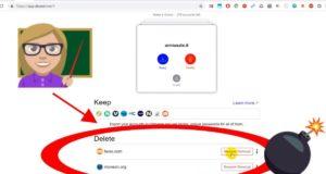 Website này sẽ giúp bạn xoá dấu vết của mình trên web
