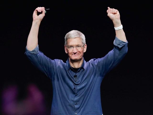 Tim Cook – CEO Apple