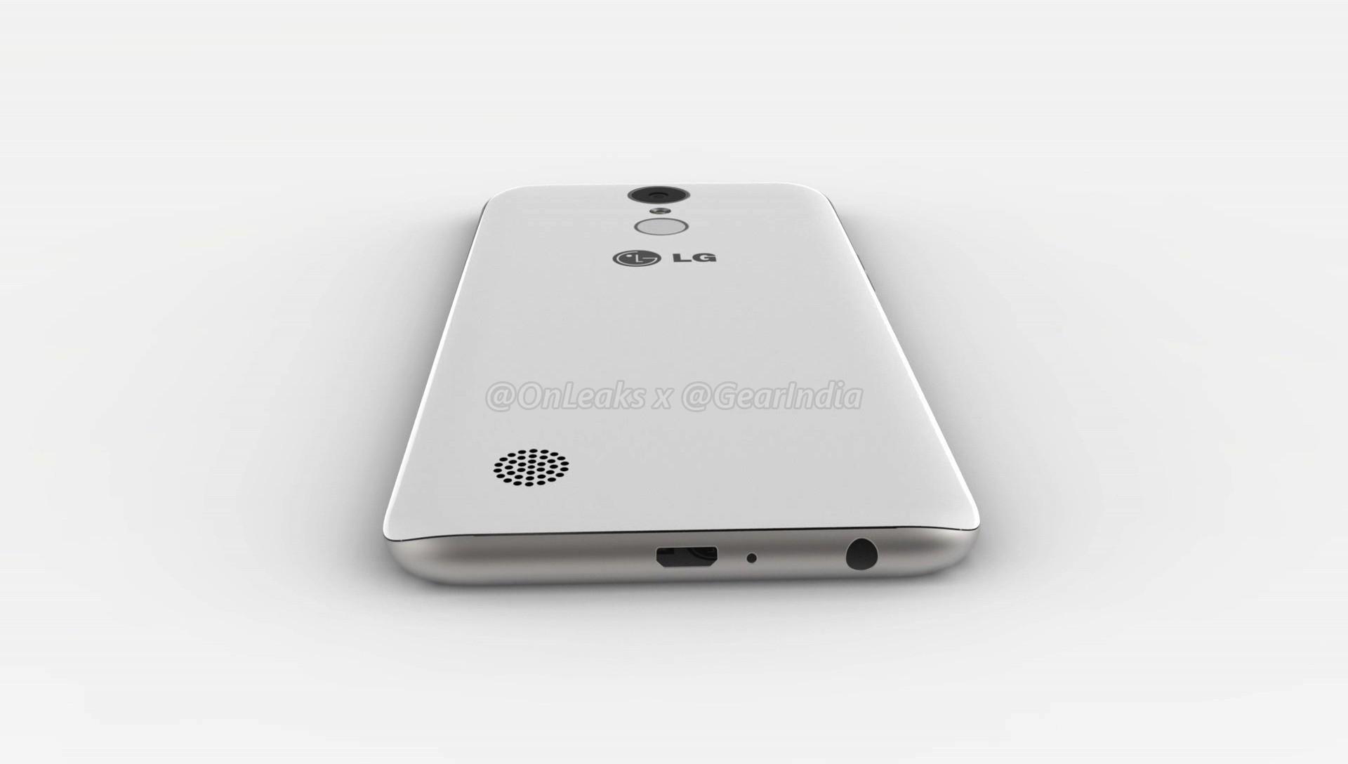 Rò rỉ ảnh render LG V5, dự kiến công bố tại CES 2017