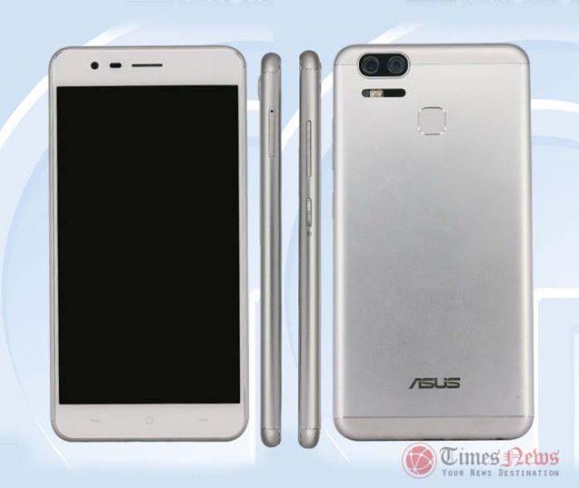 Asus Zenfone Zoom mới sẽ được trang bị camera kép