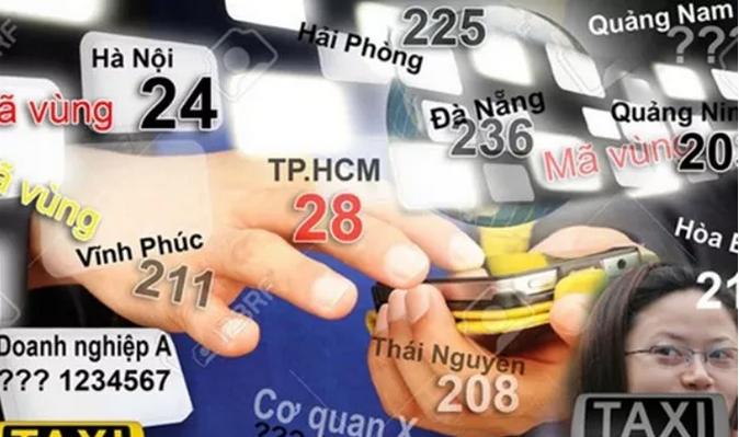VNPT thông báo chuyển đổi mã vùng cố định từ tháng 2/2017