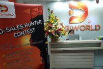 Digiworld thuộc top 100 doanh nghiệp tư nhân Việt lớn nhất 2016