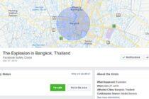 Facebook bị lừa kích hoạt Safety Check vì tin giả mạo