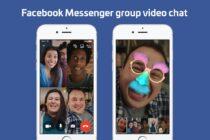 Facebook Messenger hỗ trợ video chat nhóm đến 6 người