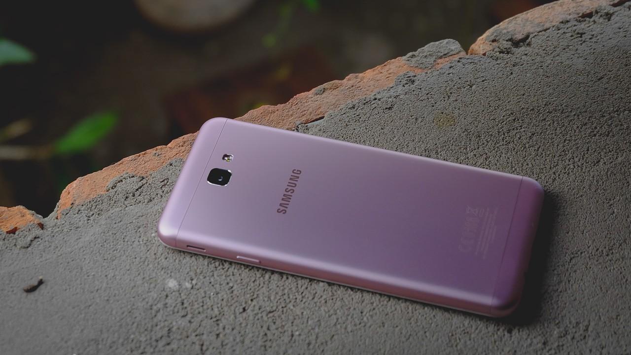 Samsung cập nhật sản phẩm dòng Galaxy J Prime