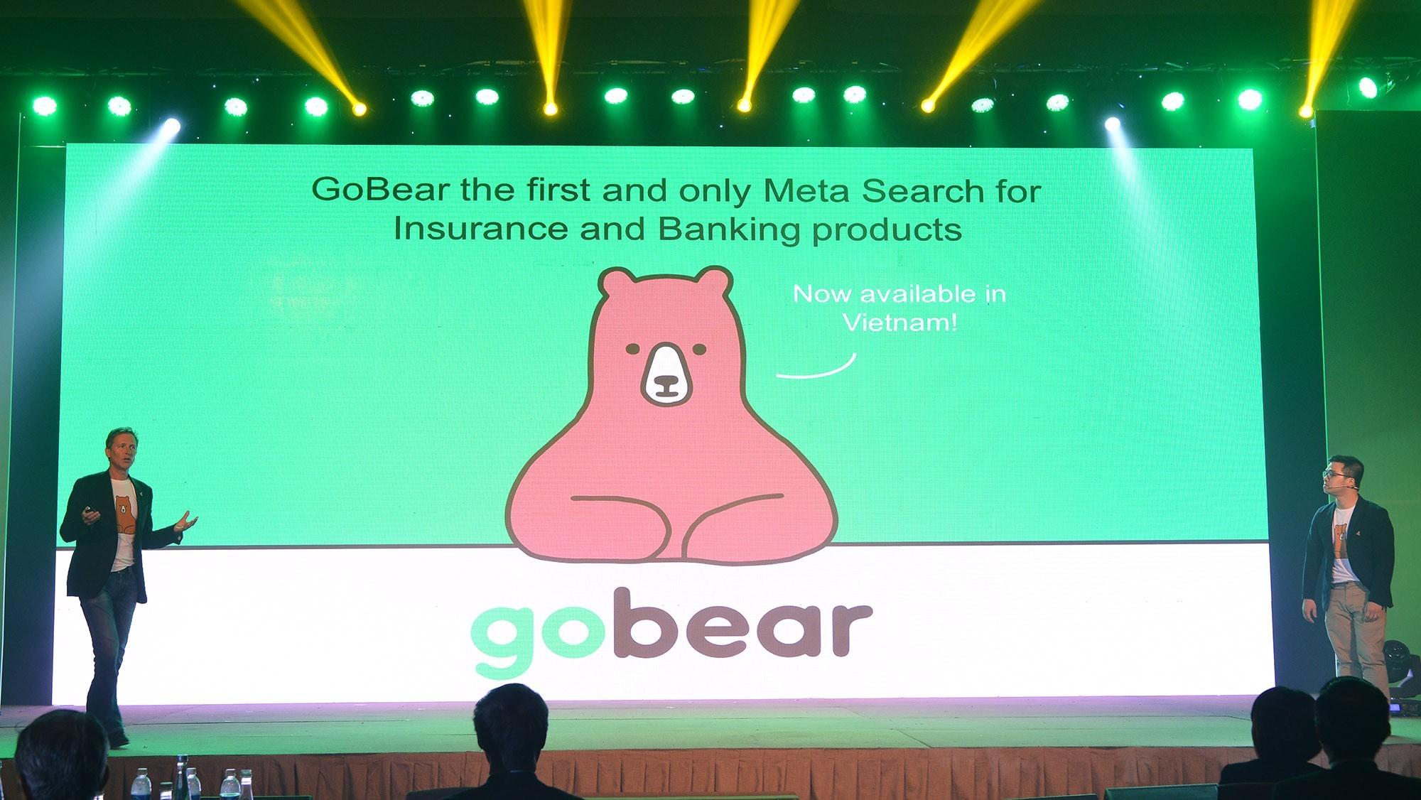 Ra mắt công cụ tìm kiếm dành cho bảo hiểm, ngân hàng GoBear