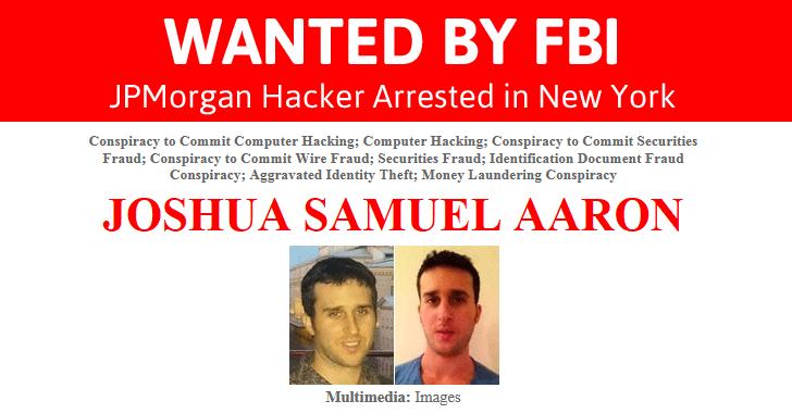 Hacker tấn công JPMorgan đã bị bắt tại New York