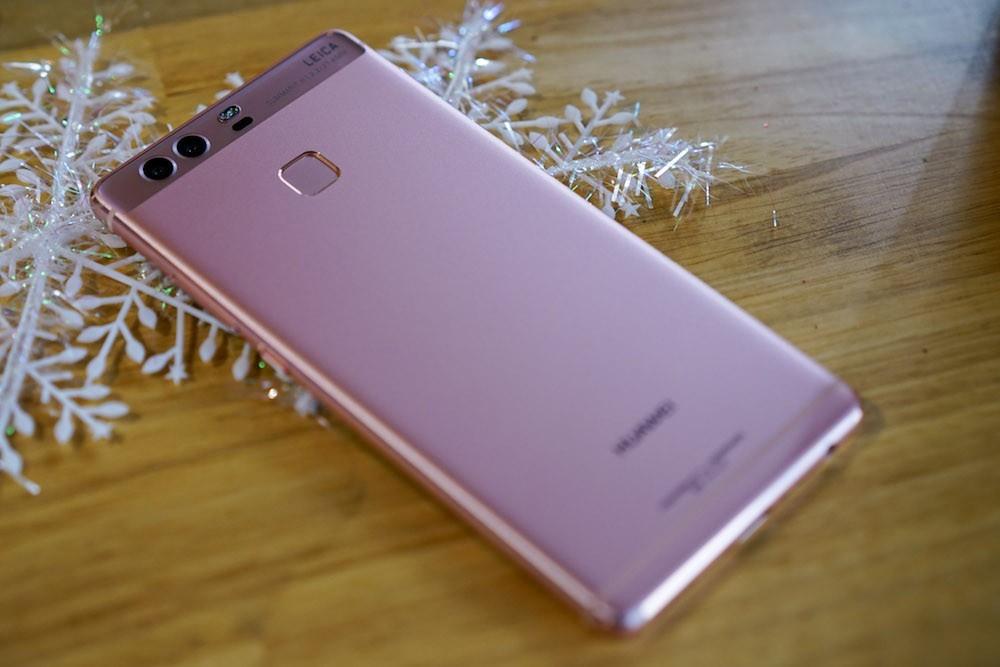 Huawei P9 có thêm phiên bản Vàng Hồng, GR5 2017 có màu Xám