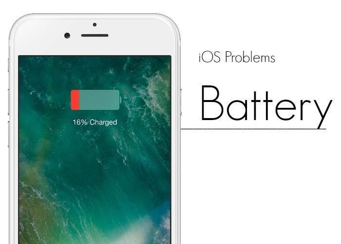 iOS 10.2 vẫn chưa khắc phục được vấn đề về pin trên iPhone