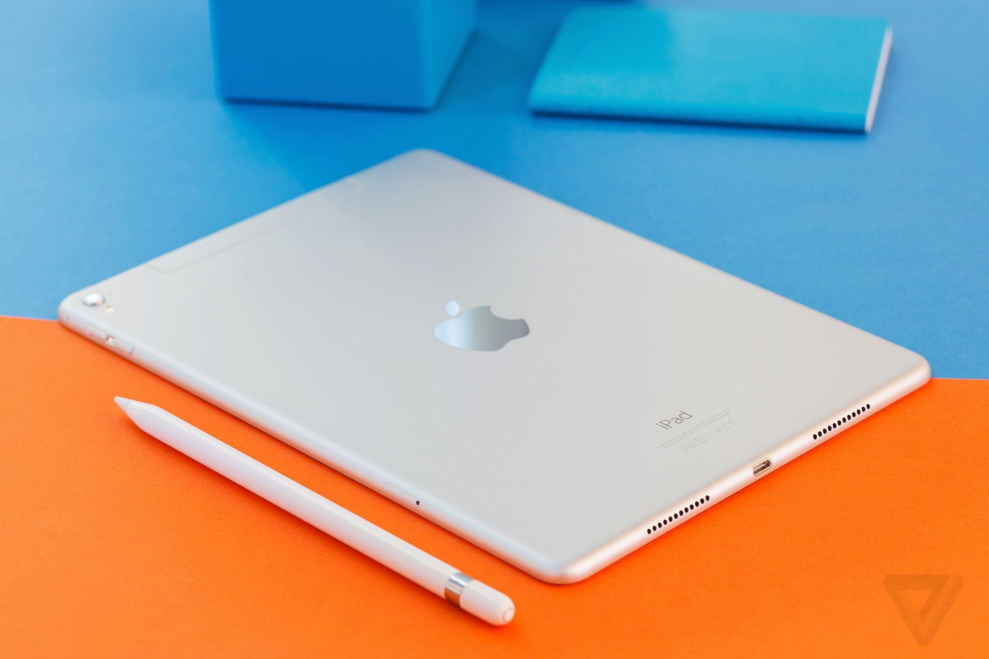 iPad mới sẽ tích hợp nút Home vào màn hình hiển thị