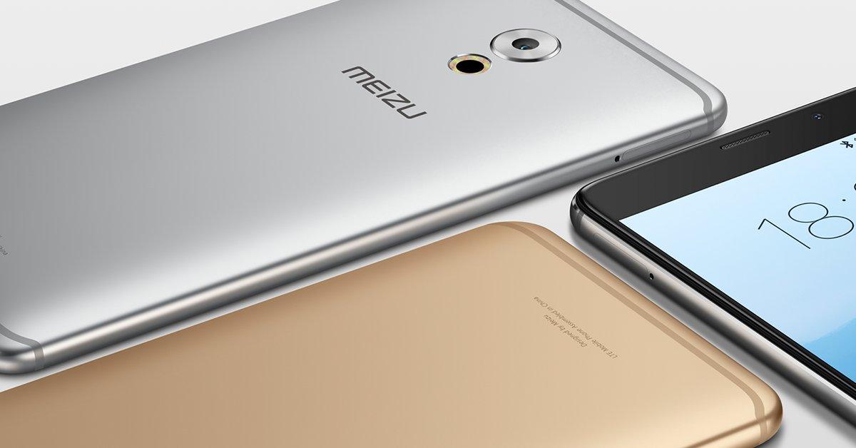 Meizu ra mắt Pro 6 Plus dùng chip Exynos 8890