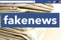 Nếu không xóa tin tức giả mạo Facebook có thể bị phạt 500.000 Euro