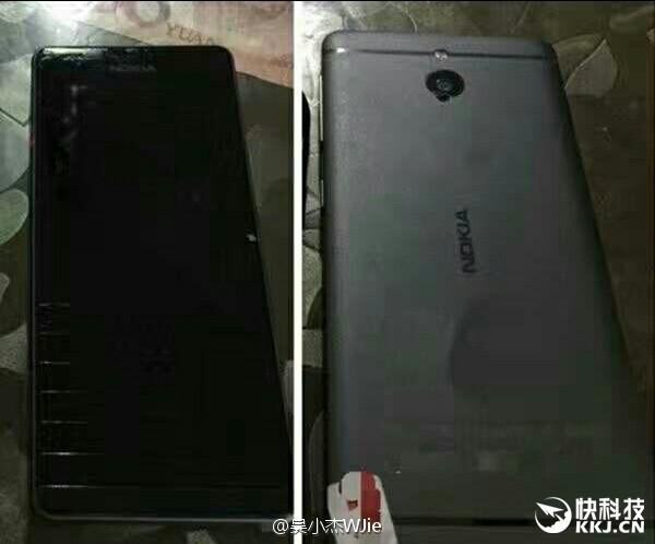 Smartphone cao cấp Nokia P lộ ảnh cùng cấu hình rất mạnh