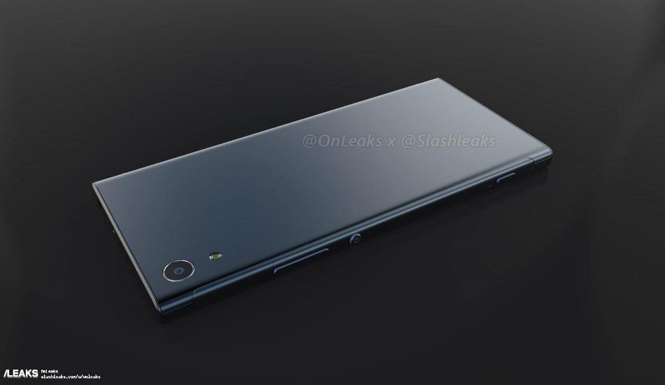 Rò rỉ ảnh render mẫu Xperia mới, sẽ được giới thiệu ở CES 2017