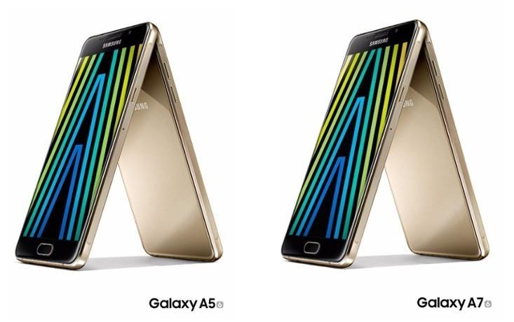 Rò rỉ giá bán Samsung Galaxy A5 và Galaxy A7 tại Malaysia