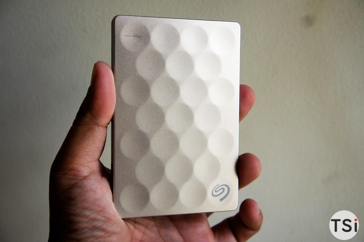 Đánh giá ổ cứng Seagate Backup Plus Ultra Slim 1TB