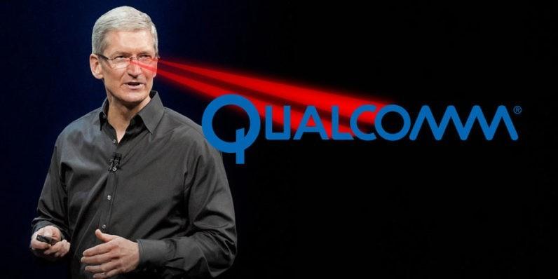 Sau FTC, Apple đâm đơn kiện Qualcomm lên đến 1 tỷ USD
