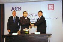 ACB và MoMo hợp tác chiến lược, đẩy mạnh thanh toán di động