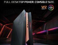 ASUS chính thức ra mắt dòng máy tính tí hon chuyên game ROG GR8 II