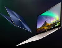 ASUS Zenbook 3 Deluxe ra mắt với chip Kaby Lake, RAM 16GB, SSD 1TB