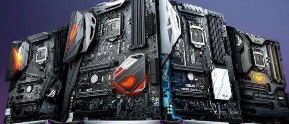 Asus ROG giới thiệu dòng bo mạch Maximus IX và Strix Z270