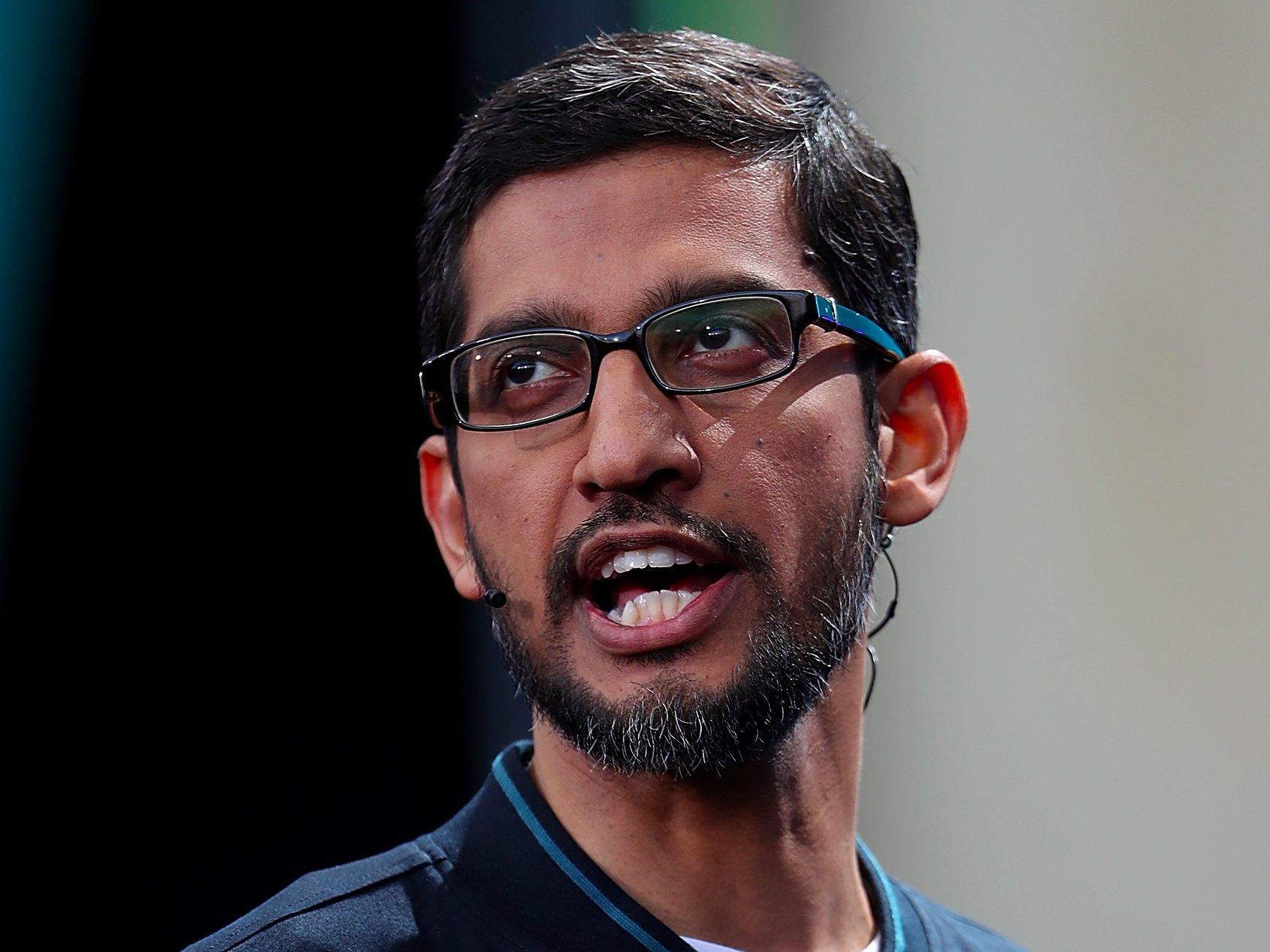 CEO Google gọi 187 nhân viên về Mỹ trước khi lệnh xiết chặt nhập cư có hiệu lực