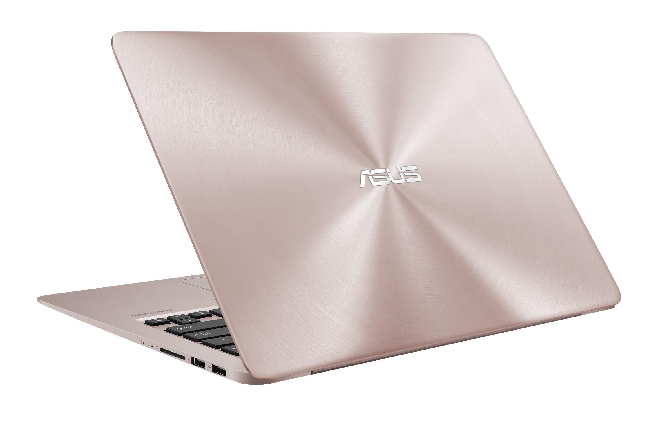 CES 2017: ASUS ra mắt loạt notebook và máy tính All-in-one chạy Kaby Lake ấn tượng
