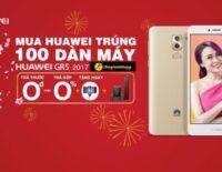 Nhiều ưu đãi khi mua Huawei GR5 2017 và Huawei P9 dịp Tết Đinh Dậu