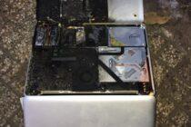 MacBook Pro của người dùng ở Sài Gòn bỗng nhiên bốc cháy