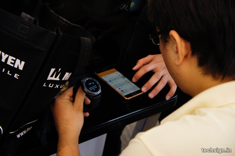 Mai Nguyên tổ chức offline chia sẻ trải nghiệm Gear S3