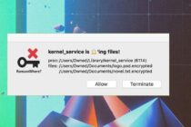 RansomWhere: phần mềm giám sát máy Mac tránh ransomware tấn công