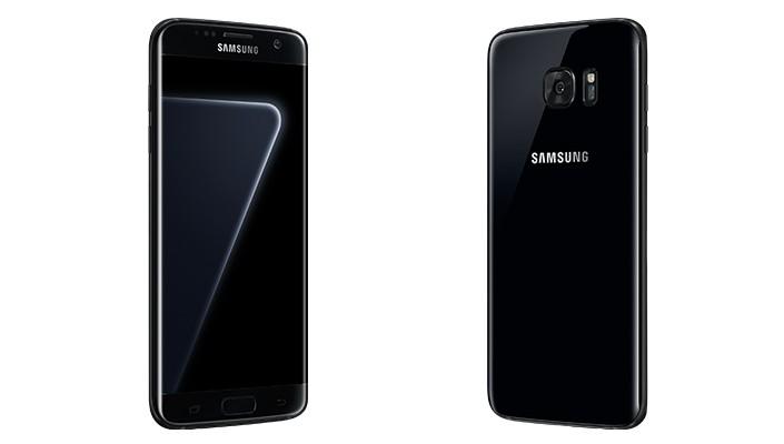 Samsung chính thức mở bán Galaxy S7 Edge Đen ngọc trai với giá 18,99 triệu