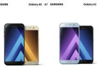 Samsung chính thức công bố dòng Galaxy A (2017)