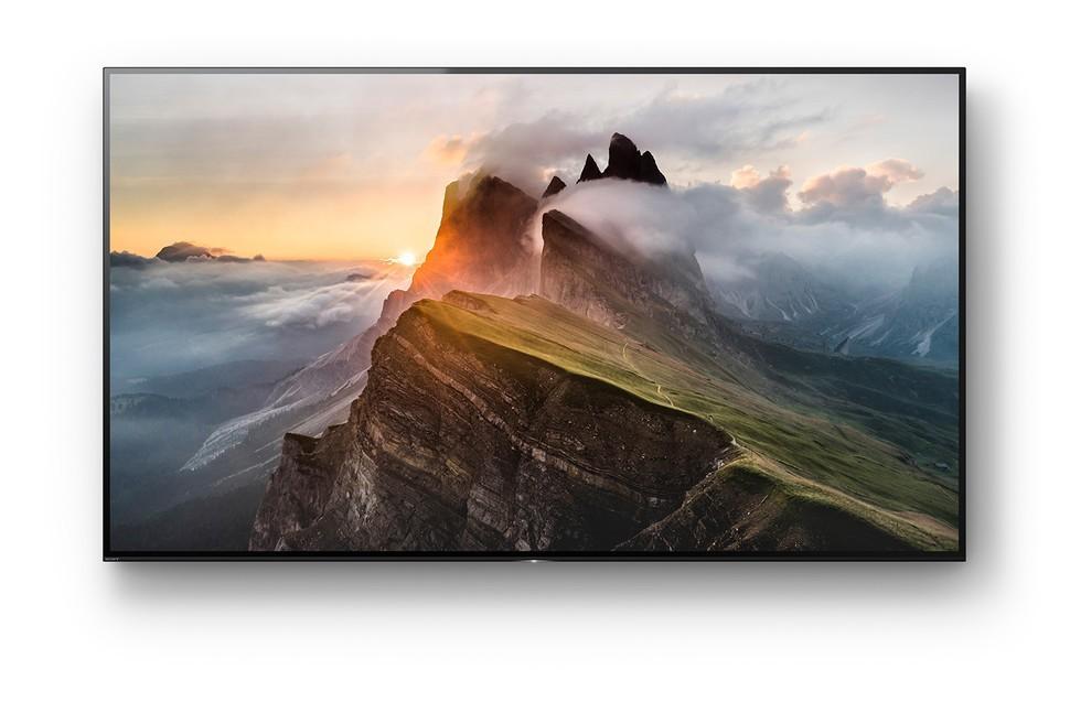 Sony ra mắt TV OLED 4K đầu tiên, tích hợp Dolby Vision HDR