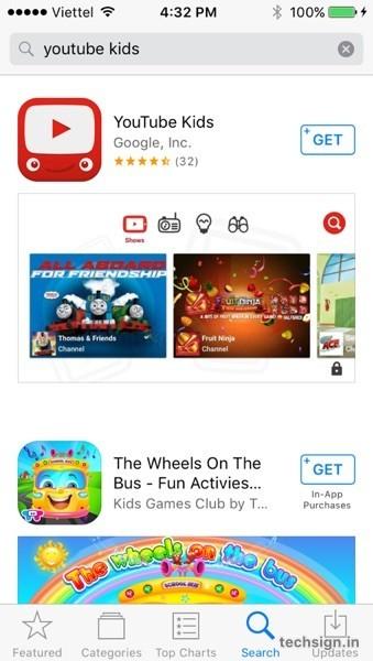 Hướng dẫn tạo tài khoản iTunes để tải YouTube Kids trên iPhone/iPad