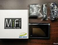 Hình ảnh và trải nghiệm Novatel Wireless MiFi 5792