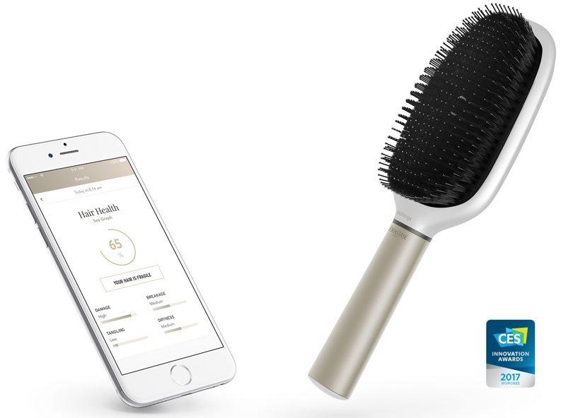 Withings ra mắt lược chải tóc thông minh ứng dụng Internet of Things