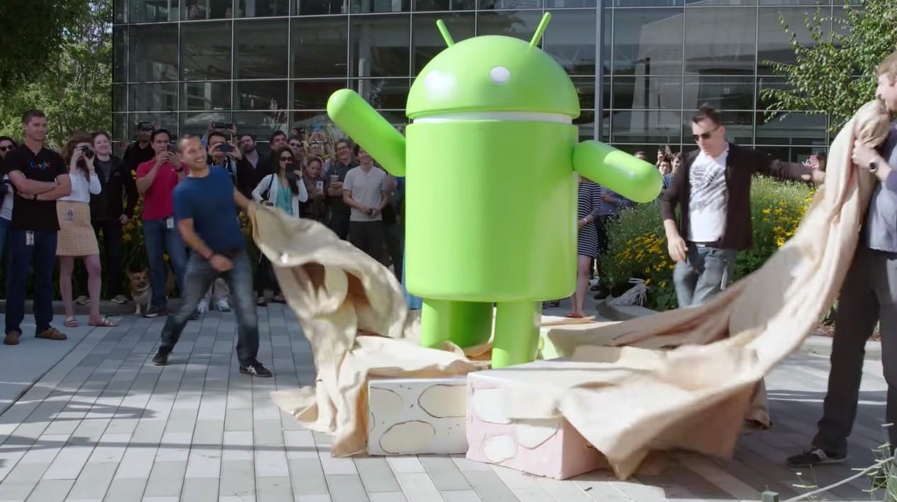 Android 7 Nougat hiện chiếm chưa tới 2% thiết bị di động