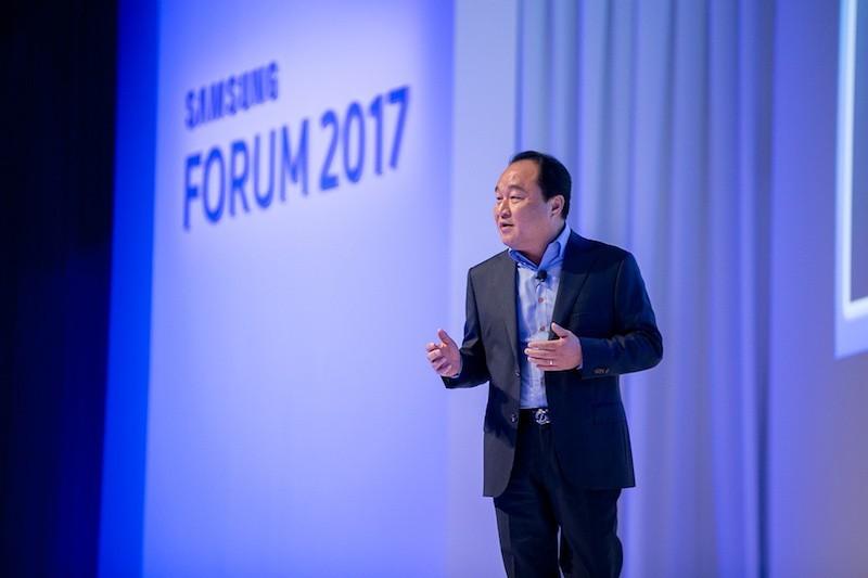 Samsung giới thiệu các sáng tạo nâng cao trải nghiệm của người dùng tại SEAO FORUM 2017