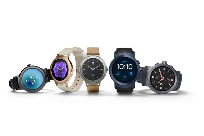 Android Wear 2.0 ra mắt cùng với hai mẫu smartwatch của LG