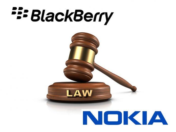 BlackBerry kiện Nokia cố tình vi phạm các bằng sáng chế của mình