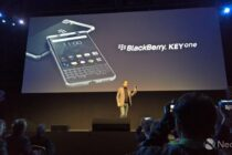 BlackBerry KEYone chính thức ra mắt với bàn phím Qwerty, giá 549 USD