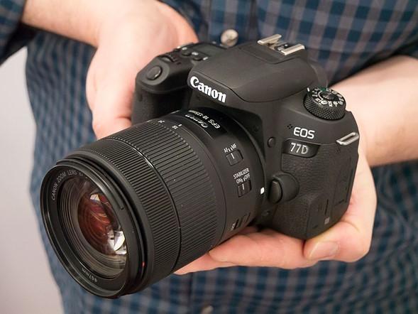 Ra mắt Canon EOS M6, 77D và 800D cho nhiều nhu cầu chụp ảnh khác nhau