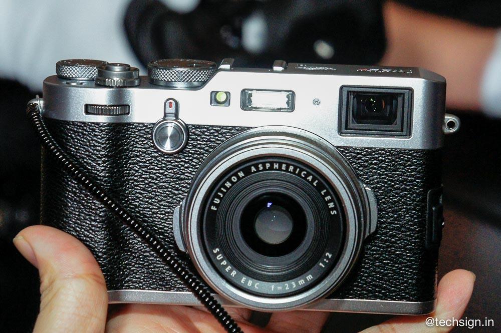 Fujifilm ra mắt máy ảnh Medium Format GFX G50S, máy X-T20 và X100F