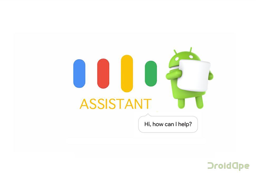 Hai dòng lệnh sau sẽ giúp đưa trợ lí ảo Google Assistant vào chiếc smartphone của bạn