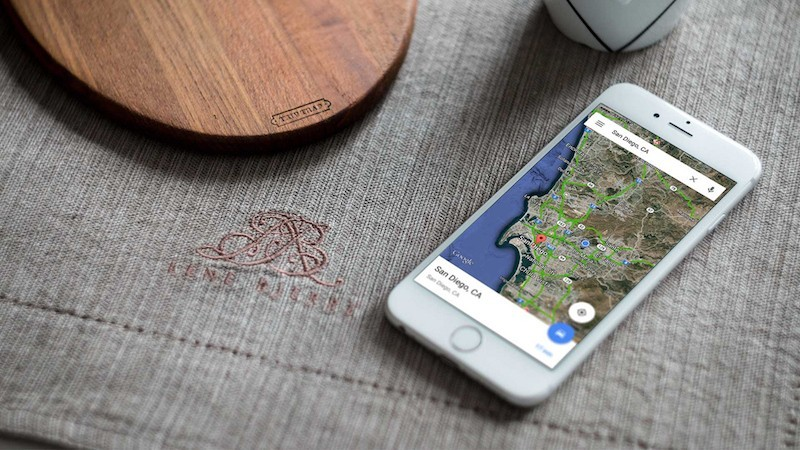 Google Maps đã cho phép bạn chia sẻ địa điểm