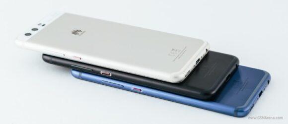 Huawei P10 và P10 Plus chính thức: màu mới, thiết kế và camera được nâng cấp