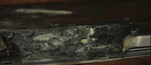Laptop Dell cháy nổ, nhà sản xuất đổ lỗi cho pin từ hãng thứ ba